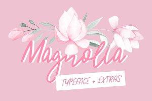 Magnolia Typeface