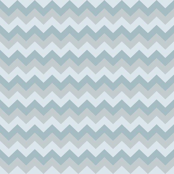 Seamless pattern, gray chewron