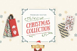 Vector Christmas Collection