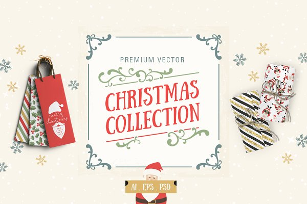 Vector Christmas Collection