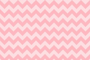 Chevron pattern pink