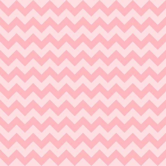 Chevron Pattern Pink