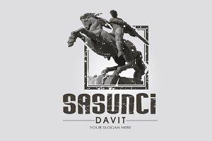 WT - SASUNCI DAVIT - Vector