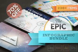Epic Infographic Bundle