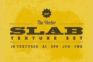 Vector Slab Texture Set