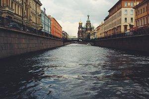 Griboedov canal