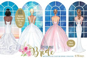 Custom Bride Creator