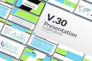 Presentation Corporate 30