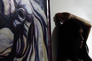 Art in art