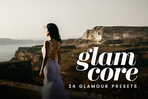 Glam Core - Lightroom Presets