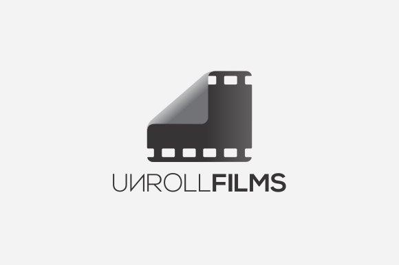 Unroll Fimls Logo