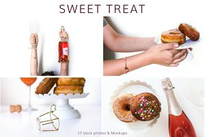 Sweet Treats Stock Photo (17 Images)