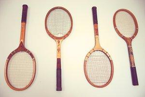 Retro Rackets