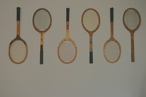 Wooden Racquets