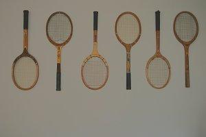 Wooden Racquets