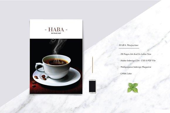 HABA Magazine