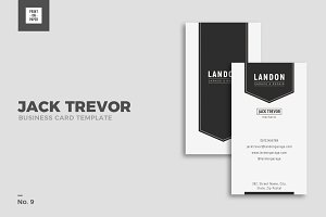 Minimalist Business Card No. 9