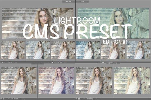 Cinematic Lightroom Preset By Cmsvec