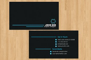 Business Card - V11
