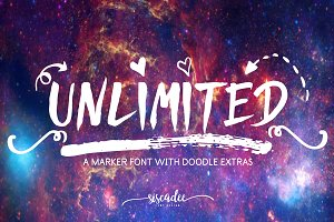 Unlimited Font