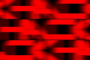 Horizontal red blurred lines illustration background