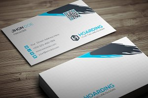 Hoarding Business Card