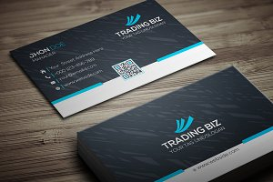 Tranding Biz Business Card