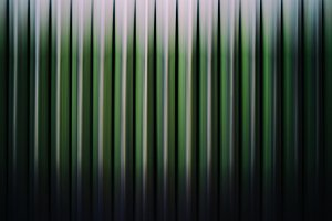 Green vertical shutter