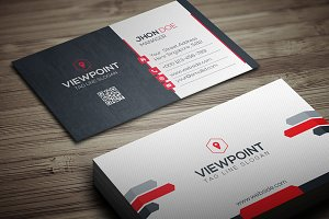 View Point Business Card