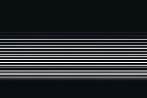 Horizontal black and white lines illustration background