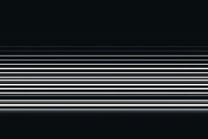 Horizontal black and white lines illustration background