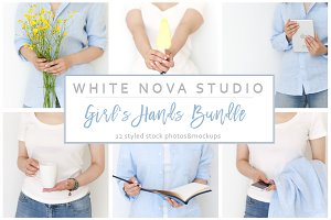 Girl's Hands Bundle