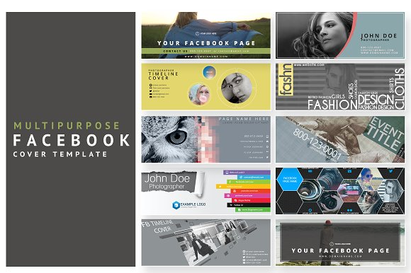 Multipurpose FB Cover Pack