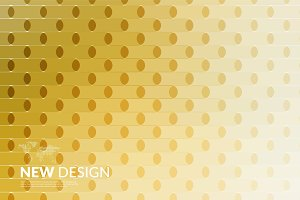 Abstract vector design elements for graphic layout.