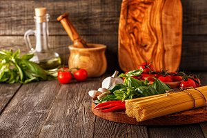 Products for cooking