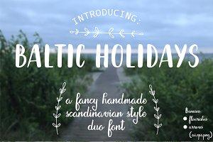 Baltic Holidays Script