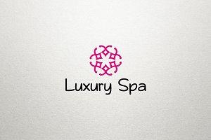 Luxury Spa Logo