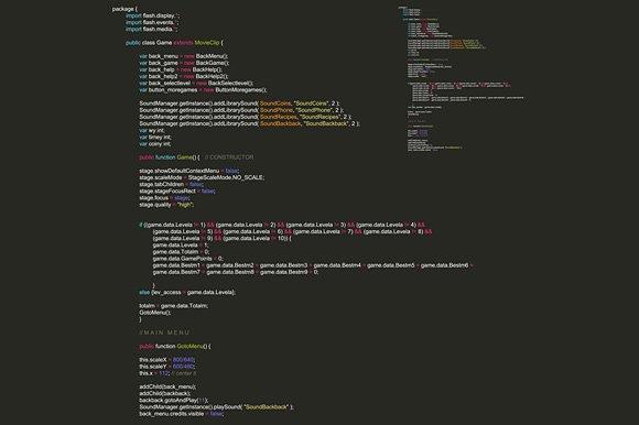 Program Code Listing