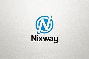N Logo - Nixway