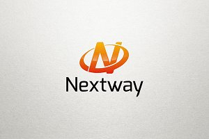 N Logo - Next Way