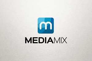 M Logo - Media Logo