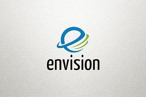 E Logo - Envision