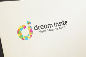 Dream Insite Logo Design