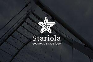 Stariola : Geometric Shape Logo