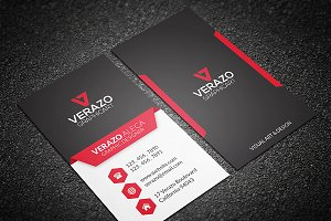 Bold & Modern Business Card