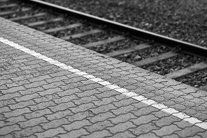 Oslo railroad background