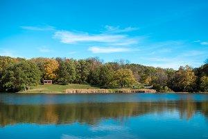 Lake Landscape I
