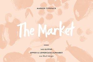 The Market Font