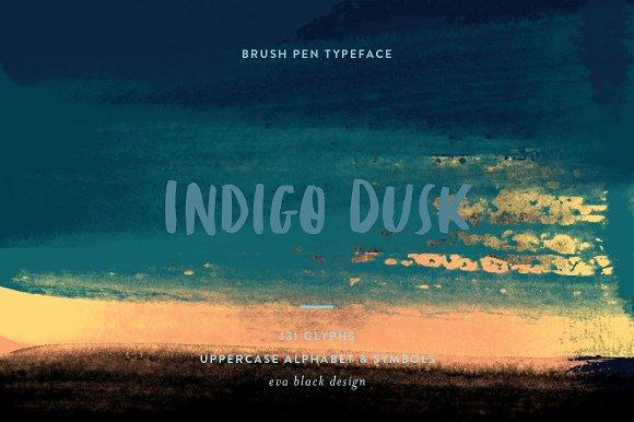 Indigo Dusk