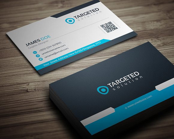 Targeted Business Card